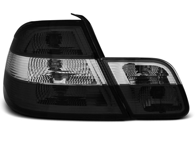 BMW E46 04.99-03.03 COUPE Hátsó Lámpa Füst