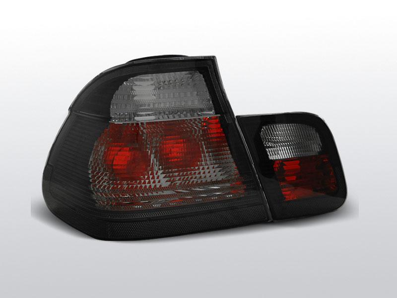 BMW E46 05.98-08.01 Füstös Hátsó lámpa
