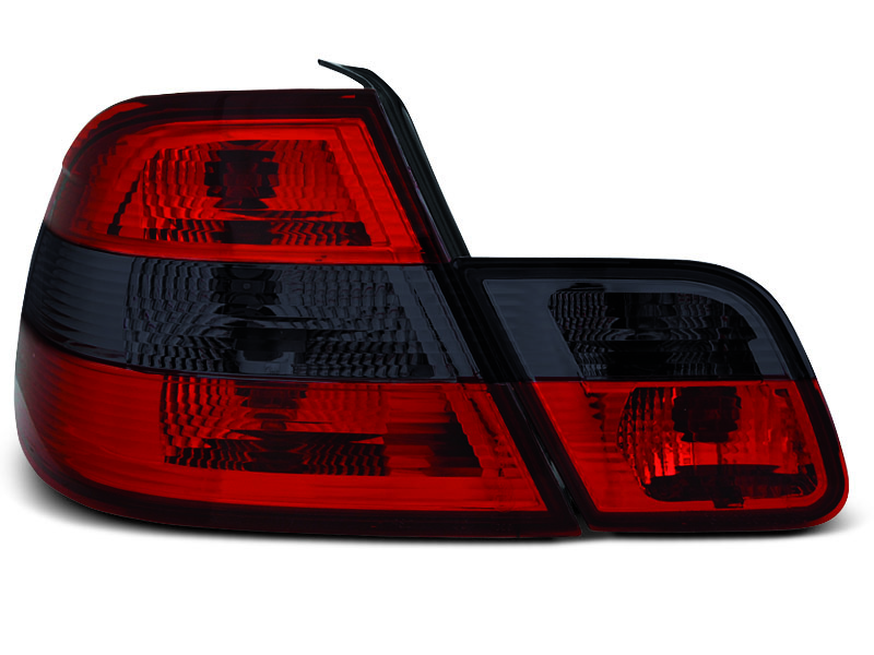 BMW E46 04.99-03.03 COUPE Hátsó Lámpa Piros-Füst [LTBM54]