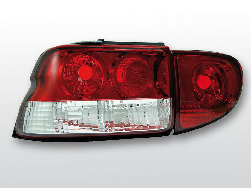 FORD ESCORT MK6 93-00 Piros Fehér hátsó lámpa
