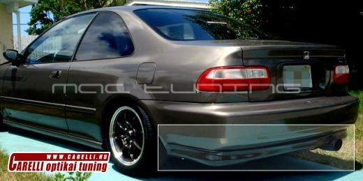 Honda Civic 1992-95 hátsó toldat