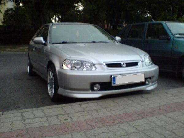 Honda Civic 1996-98 elsõ toldat Mugen