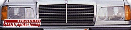Mercedes W124 szemöldök