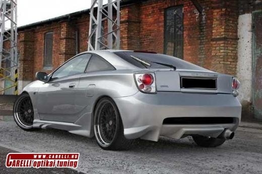 Toyota celica T23 küszöb spoiler