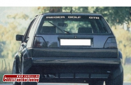 VW Golf2 hátsó lökhárító