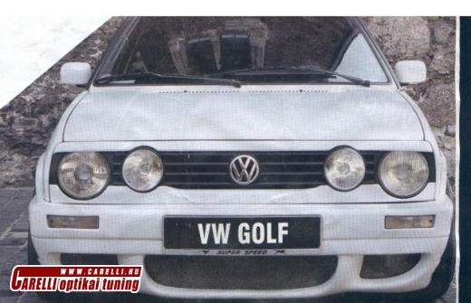 VW golf 2 elsõ lökhárító