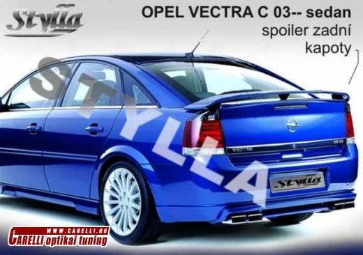 Opel Vectra C szárny