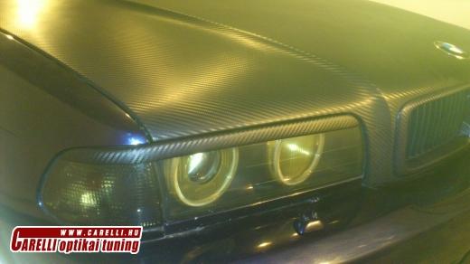 BMW E38 szemöldök
