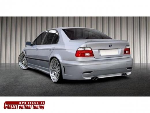 BMW E39 hátsó lökhárító