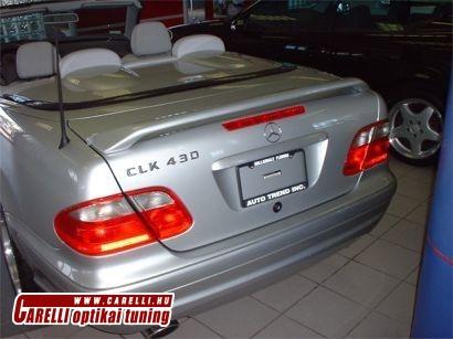 Mercedes CLK W208 szárny