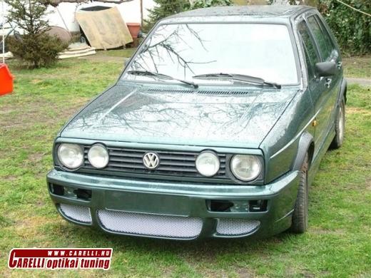 VW Golf2 elsõ lökhárító