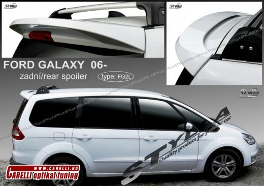 Ford Galaxi tetõ spoiler