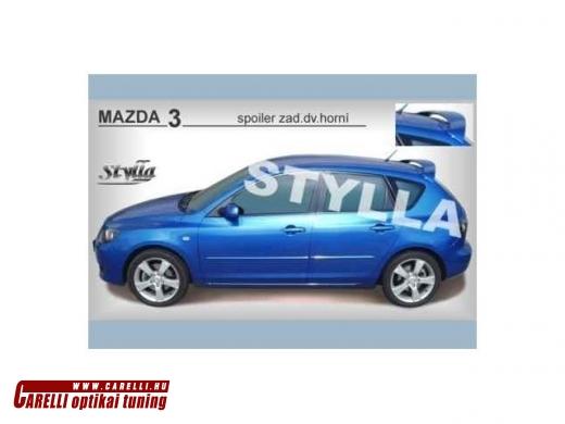 Mazda 3 tetõ szárny 03-