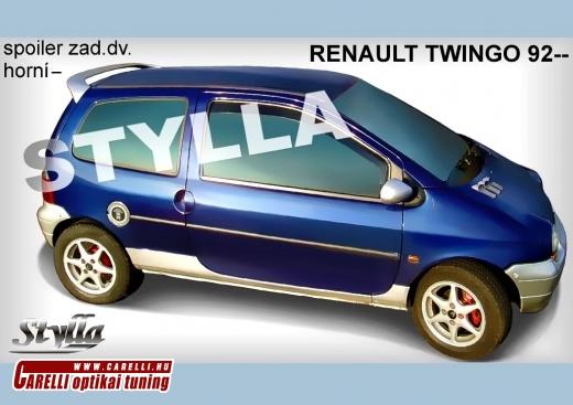 Renault Twingo tetõ spoiler