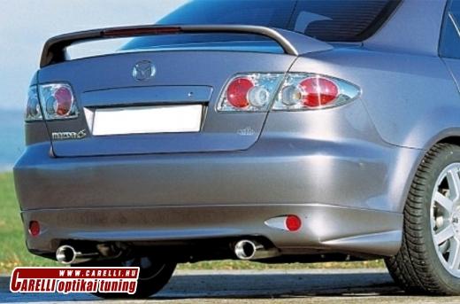 Mazda6 hátsó toldat