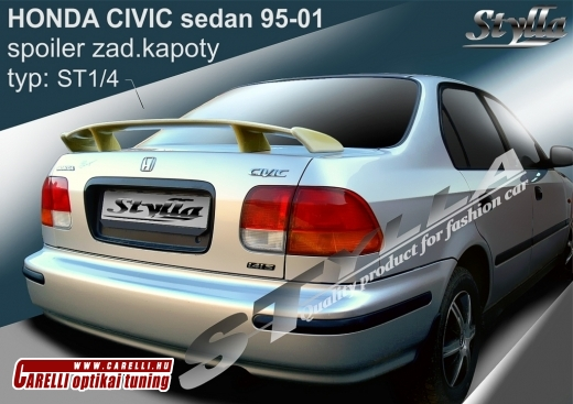 Honda Civic szárny