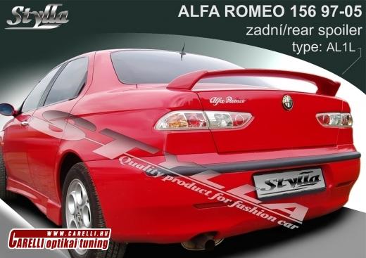Alfa 156 szárny