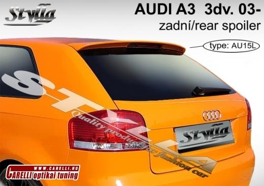 Audi A3 szárny