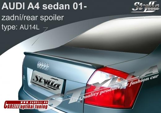 Audi A4 spoiler