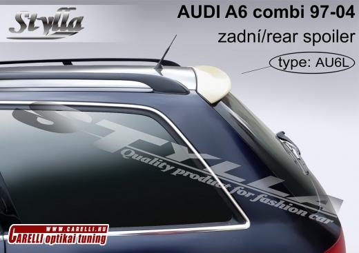Audi A6 kombi 97- spoiler
