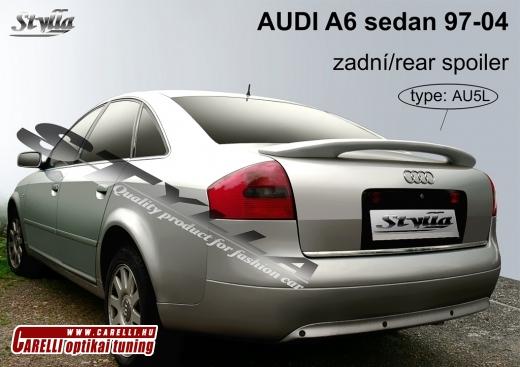 Audi A6 sedan 97-04 ig spoiler