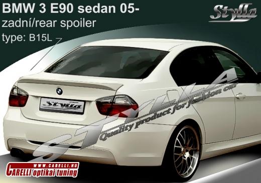 BMW E90 csomagtartó spoiler