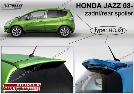 Honda Jazz tetõ spoiler