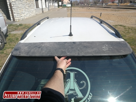 Audi 80 kombi tetõ spoiler