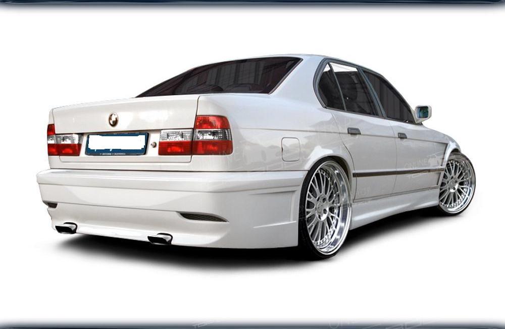 BMW E34 hátsó lökhárító