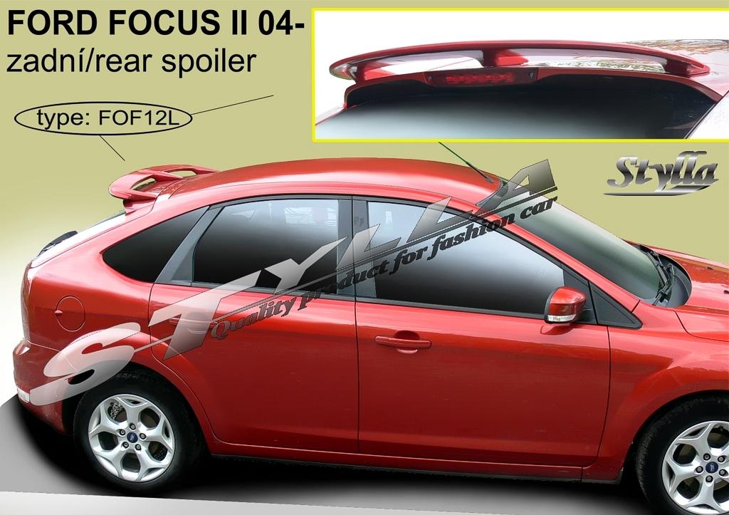 Focus  MK2 hátsó szárny