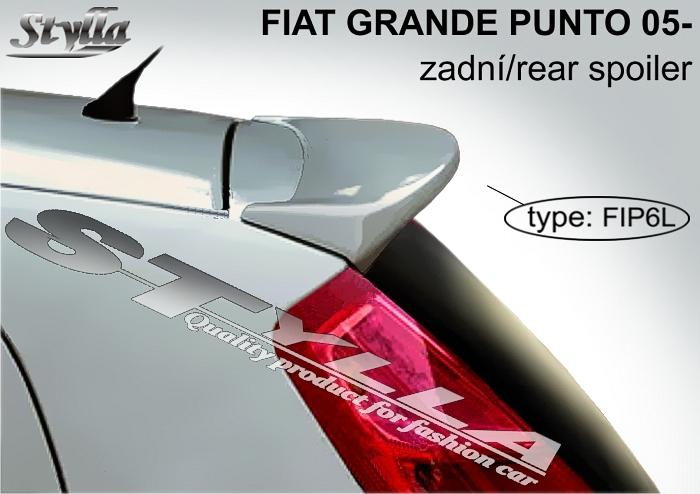 Fiat Grande punto szárny