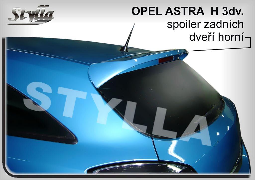 Opel Astra H tetõszárny