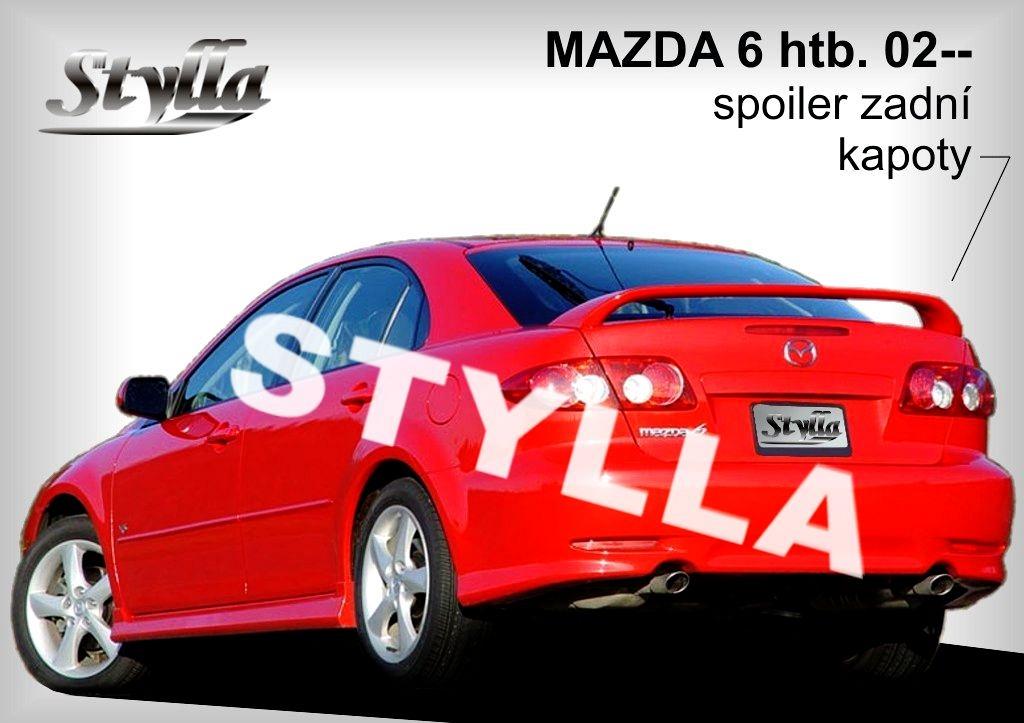 Mazda6 szárny