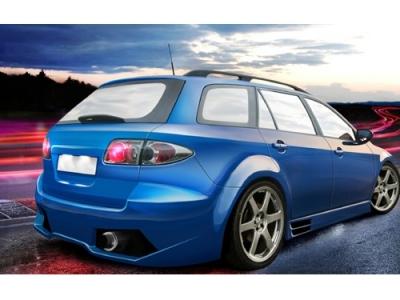 Mazda6 hátsó lökhárító kombi