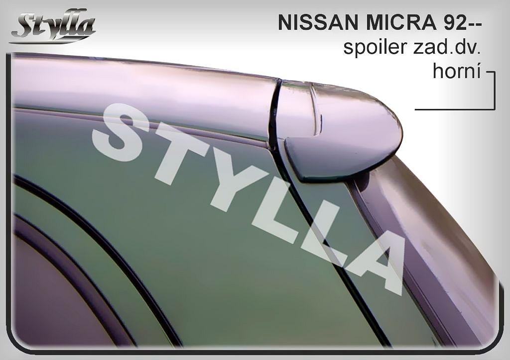 Nissan Micra szárny K11