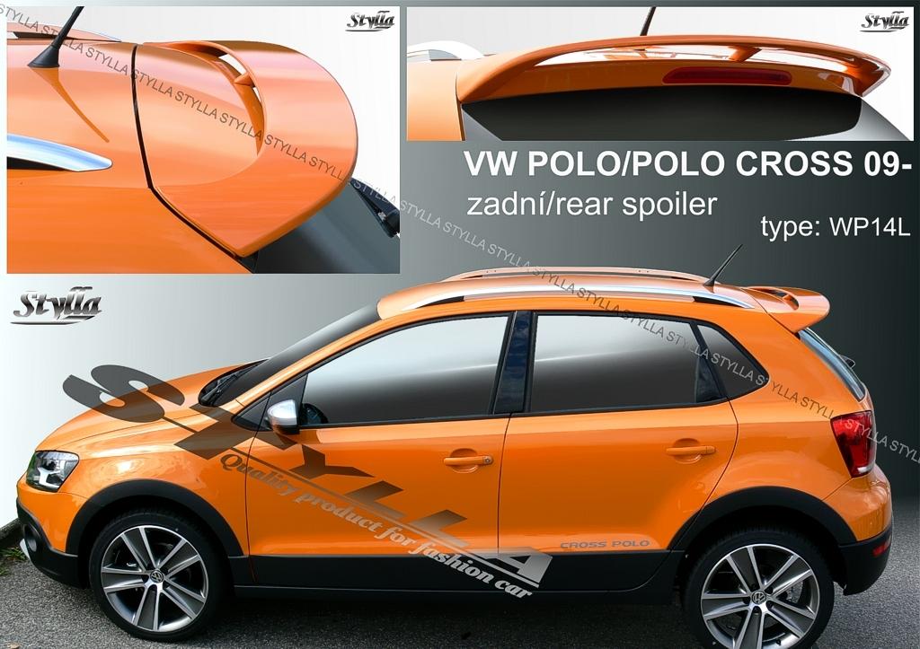 VW Polo szárny 09-