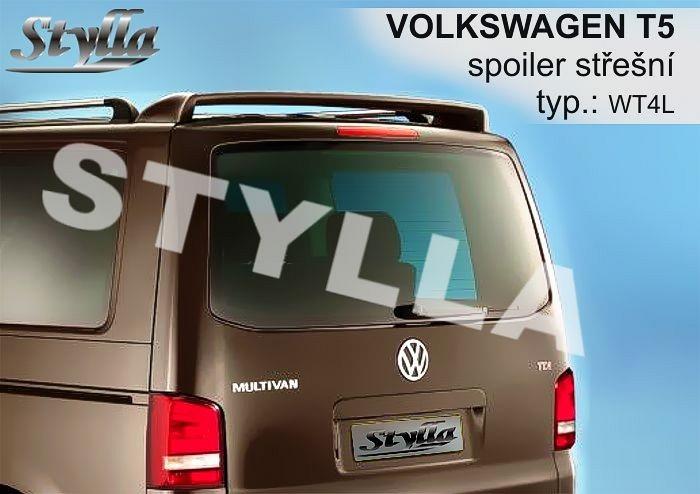 VW T5 szárny