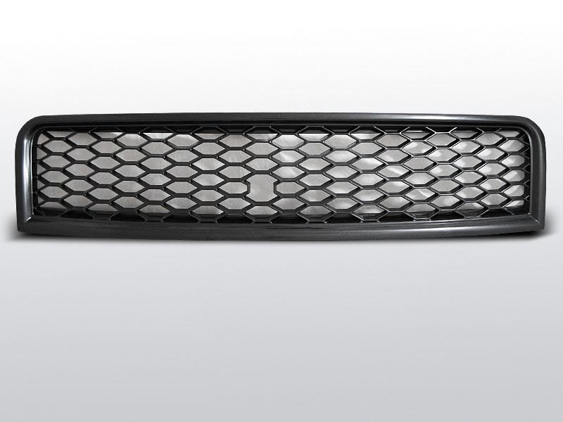 AUDI A4 (B6) RS-TYPE 10.00-10.04 Matt Fekete jelnélküli rács
