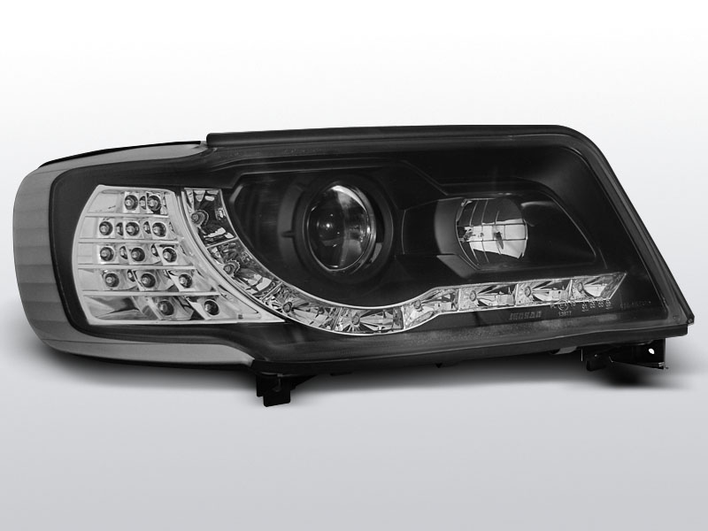 AUDI 100 C4 1990.12-1994.06 Daylight Fekete Elsõ lámpa