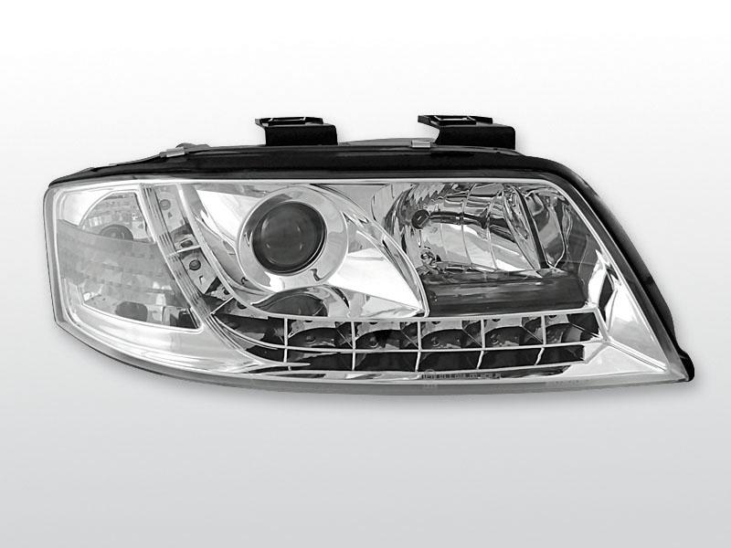 AUDI A6 1997.05-2001.05 Króm Daylight Elsõ Lámpa