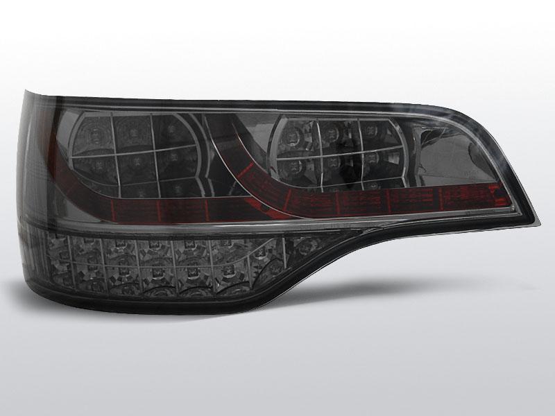 AUDI Q7 06-09 Sötétített LED -es hátsó lámpa