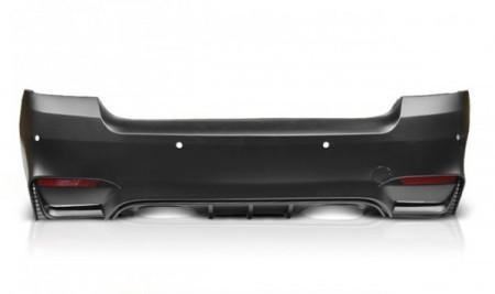 BMW E92 / E93 06-13 M4 Style Hátsó Lökhárító