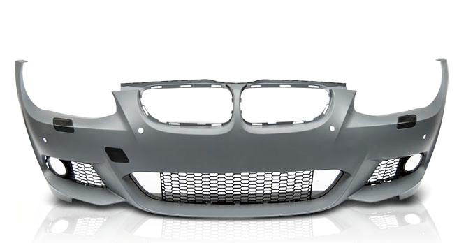 BMW E92 / E93 10-13 LCI M-TECH PDC Elsõ lökhárító