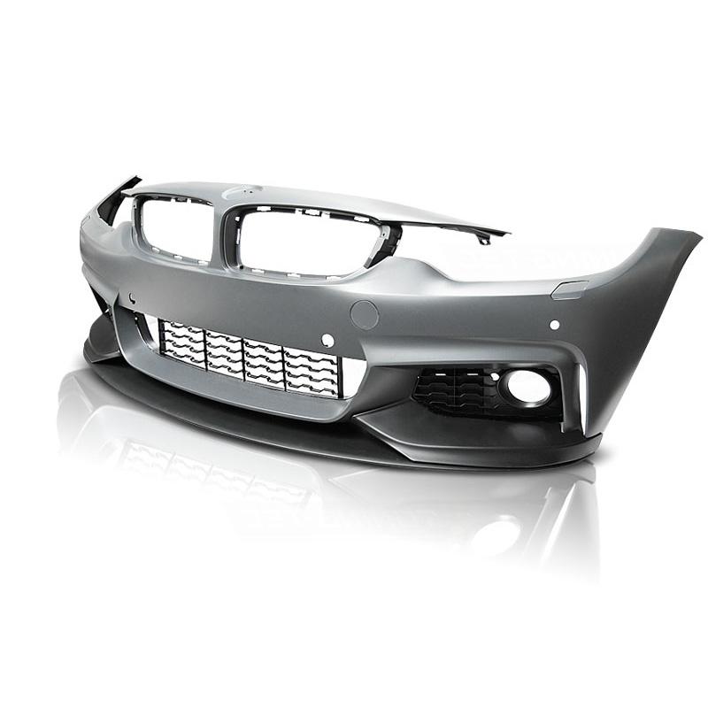 BMW F32/F33/F36 10.13- M-PERFORMANCE STYLE PDC Elsõ lökhárító