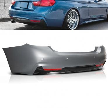 BMW F32/F33 10.13- M-TECH STYLE PDC Hátsó lökhárító