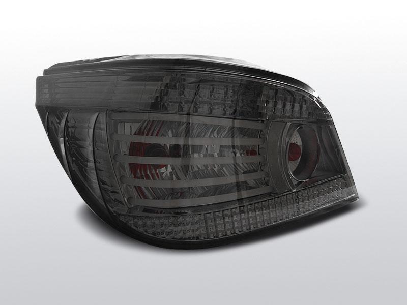 BMW E60 07.03-07 Füstös Ledes Hátsó lámpa