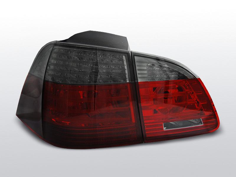 BMW E61 Touring, Led Bar Hátsó Lámpa (Évj.2004 - 2007.03)