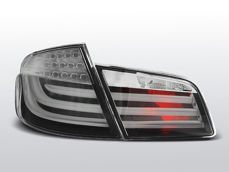 BMW F10 10-07.13 Szürke LED BAR Hátsó lámpa