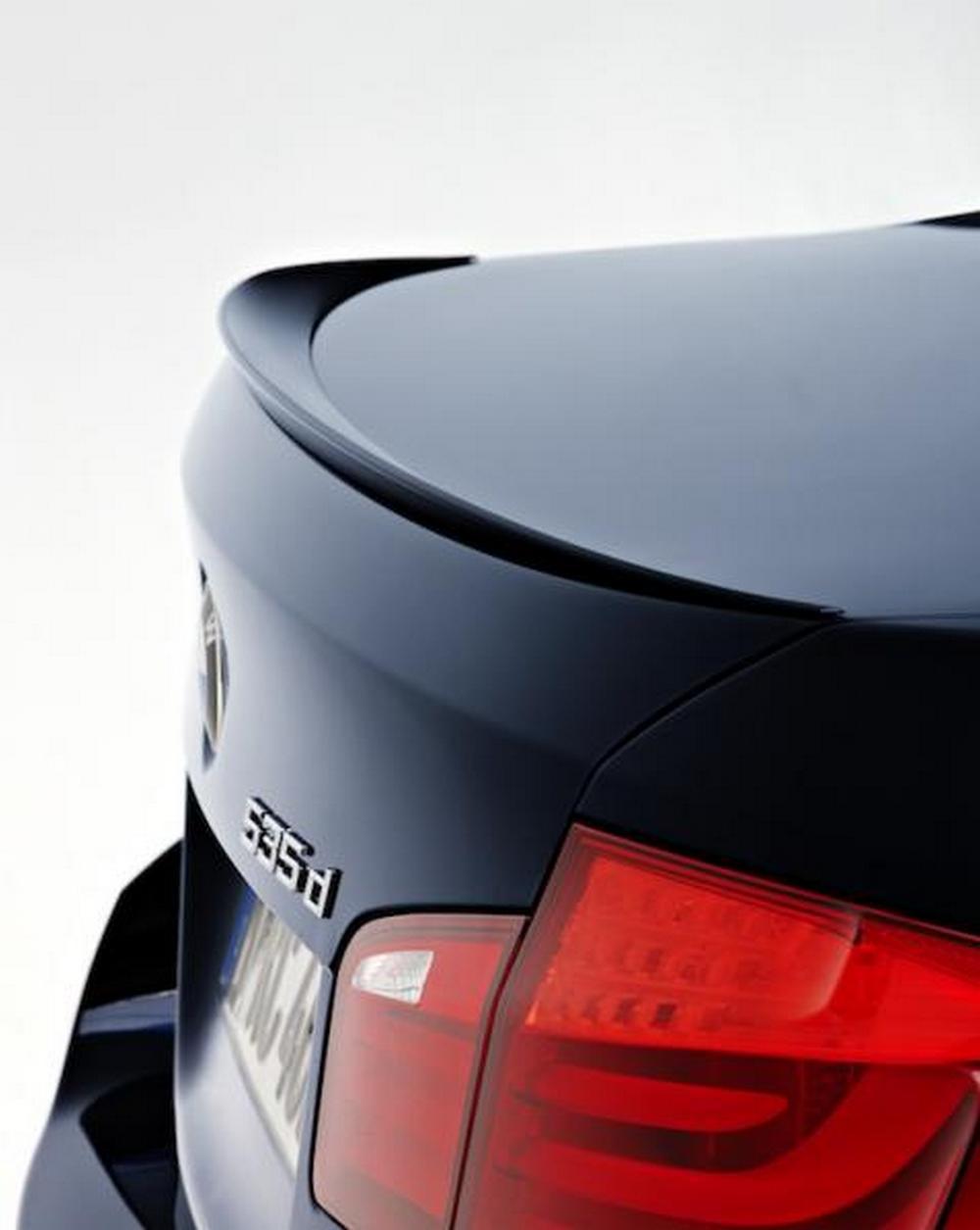 BMW F10 10-16 M5 Style Csomagtartó Spoiler
