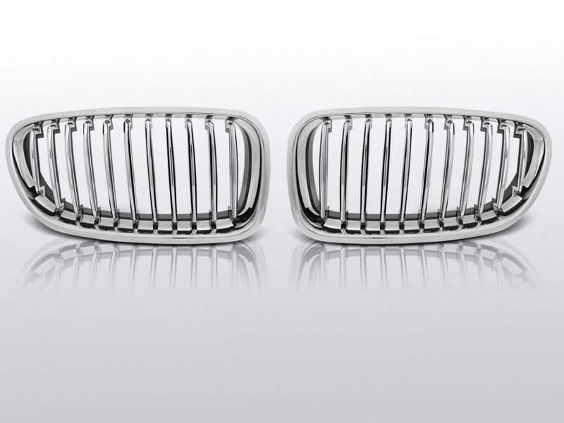 BMW 5-ös Széria F10 - F11 Króm H?t?rács (Évj.: 2010 - 2013.06.)